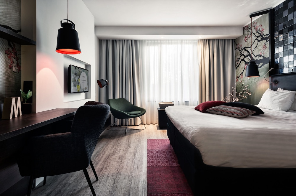 M Hotel - Different Hotels