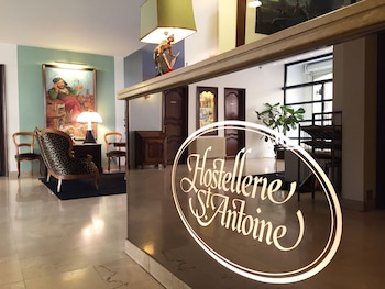 tarifs reservation hotels Hostellerie Saint-Antoine