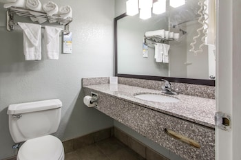 Quality Inn Downtown Historic District - Bathroom  - #0