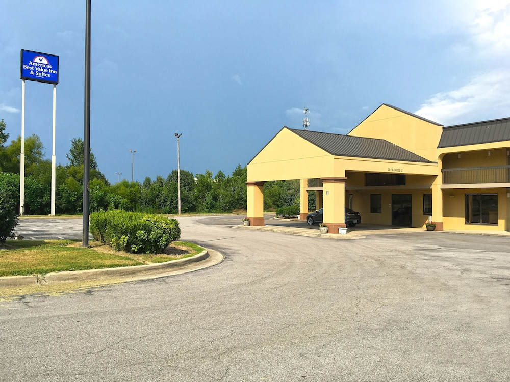 Americas Best Value Inn & Suites - Scottsboro