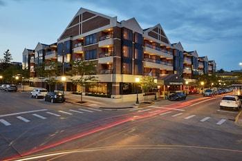 The Townsend Hotel in Birmingham, Michigan