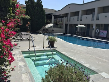 Mikado Hotel in North Hollywood, California