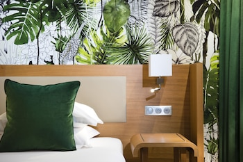 tarifs reservation hotels Hotel Le Six