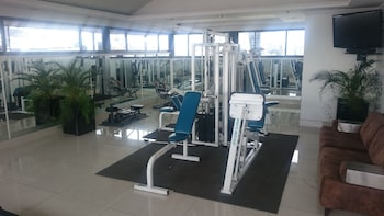 Best Western CPlaza Hotel - Gym  - #0