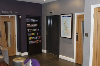 Best Western Victoria Palace - Interior Entrance  - #0