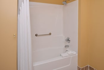 Holiday Inn Express Hotel & Suites Benton Harbor - Bathroom  - #0