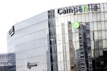 tarifs reservation hotels Campanile Paris Est - Porte de Bagnolet