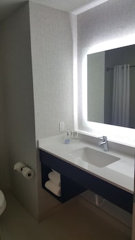 Holiday Inn Express & Suites Chicago West - St Charles - Bathroom  - #0