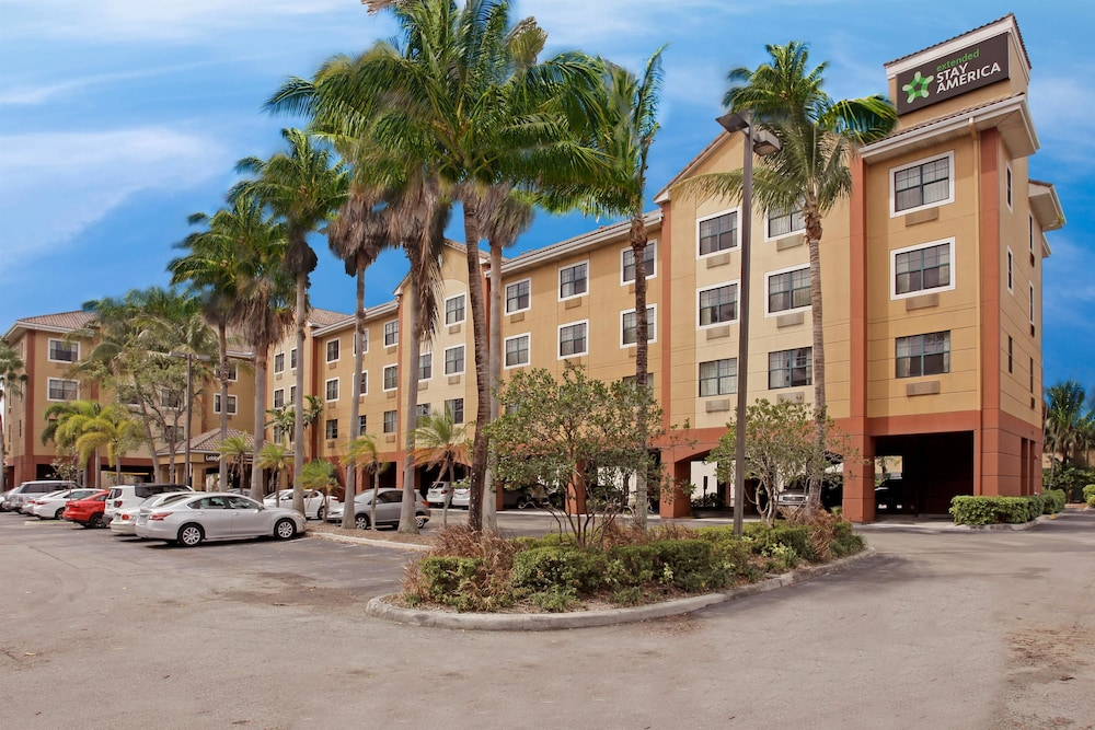 Extended Stay America-Fort Lauderdale-Conv Center-CruisePort