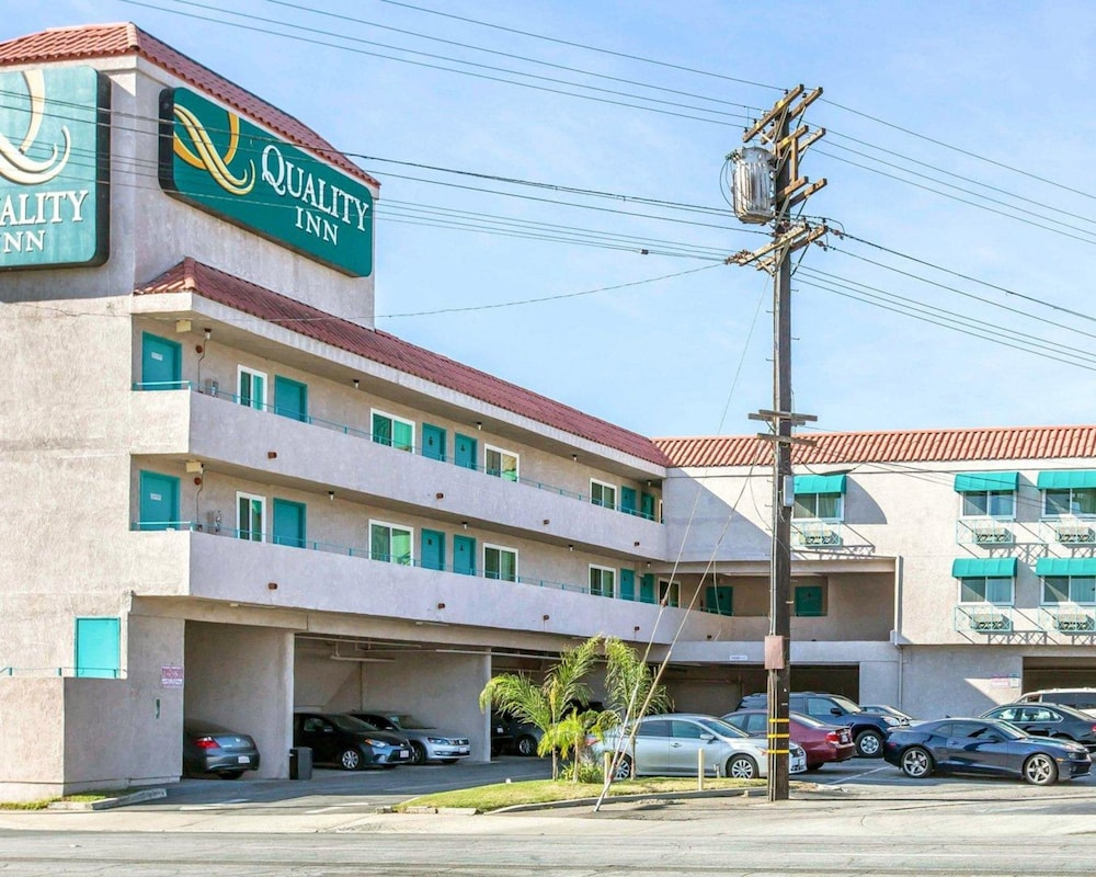Quality Inn Burbank Airport