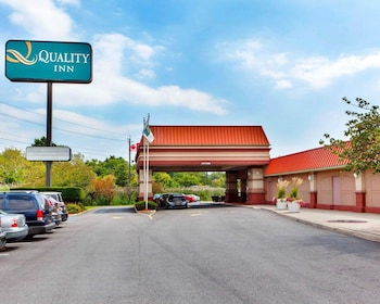 Quality Inn Meadowlands in Jersey City, New Jersey