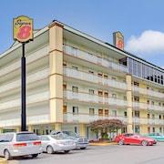 孟斐斯/Dntn/格雷斯蘭地區速 8 飯店