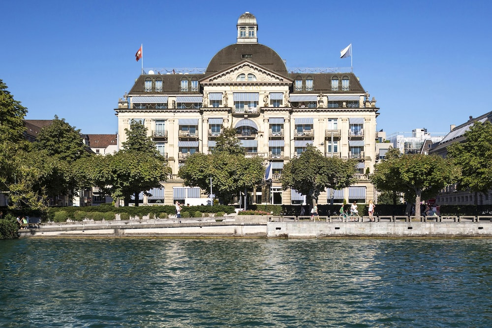 La Réserve Eden au Lac Zurich