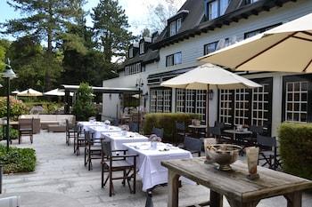 Fletcher Hotel-Restaurant Auberge De Kieviet - Terrace/Patio  - #0