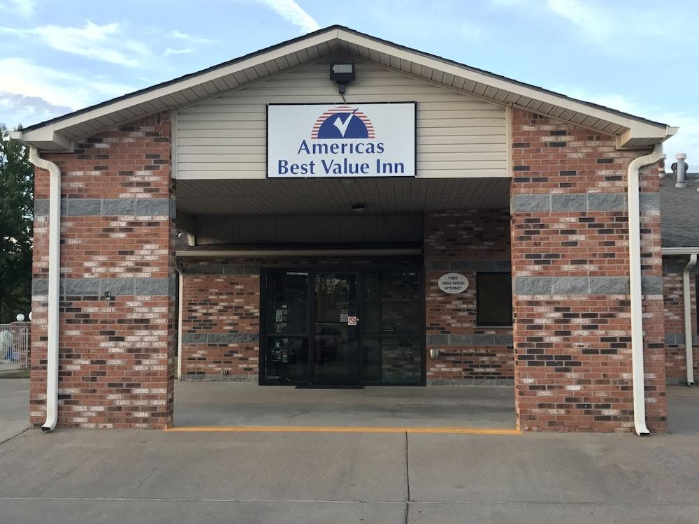 Americas Best Value Inn Cabot
