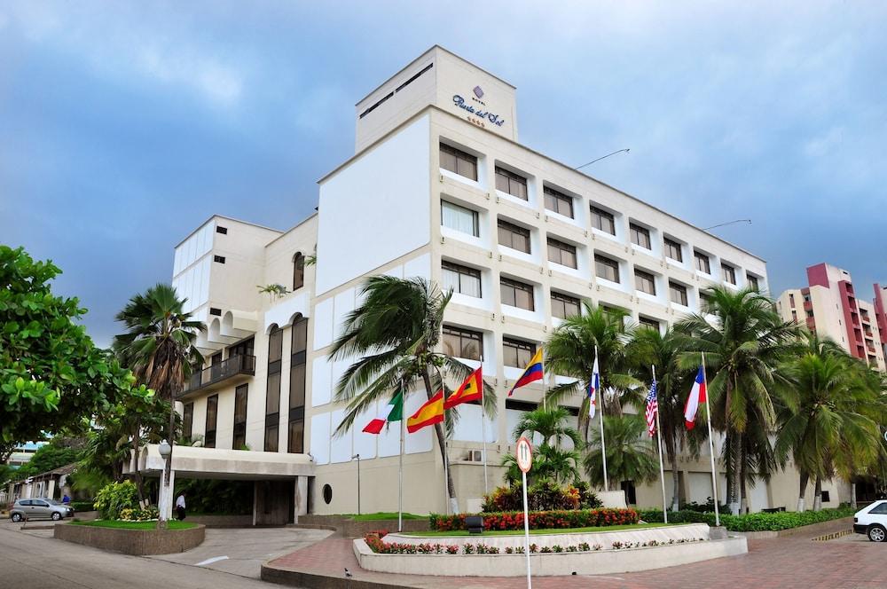 Hotel Faranda Express Puerta del Sol Barranquilla