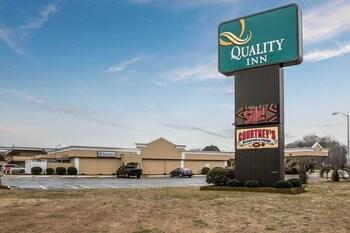 Quality Inn Elizabeth City in Elizabeth City, North Carolina