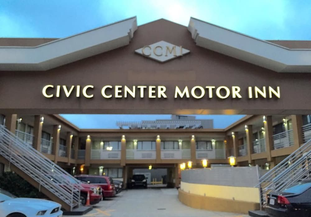 Civic Center Motor Inn