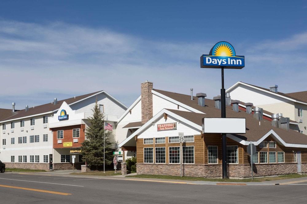 Days Inn by Wyndham West Yellowstone