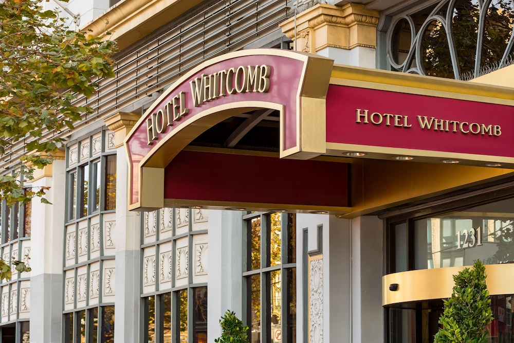 Hotel Whitcomb San Francisco Hotel Price Address Reviews