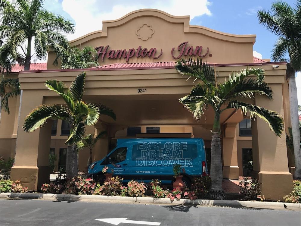 Hampton Inn Fort Myers-Airport & I-75
