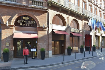 tarifs reservation hotels Crowne Plaza Toulouse
