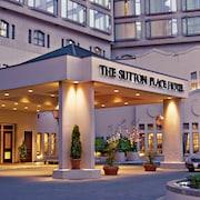溫哥華蘇頓普萊斯飯店