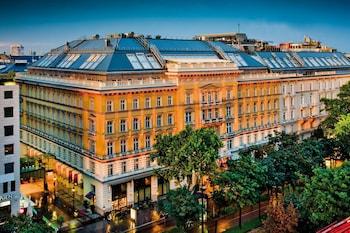 Viena: CityBreak no Grand Hotel Wien desde 261,70€