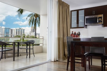 Regency on Beachwalk Waikiki by Outrigger