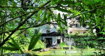 tarifs reservation hotels Grand Hôtel- Domaine De Divonne