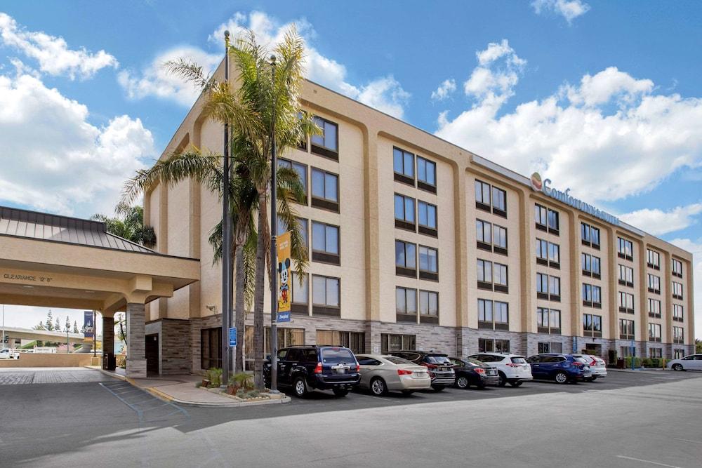 Comfort Inn Anaheim Resort