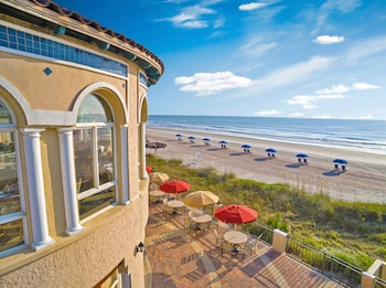 The Lodge and Club at Ponte Vedra Beach in Jacksonville, Florida