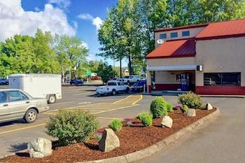 Rodeway Inn Willamette River in Corvallis, Oregon