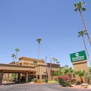 格林豪泰美國亞利桑那州鳳凰城天港機場商務酒店