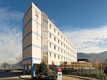 tarifs reservation hotels ibis Archamps Porte de Geneve