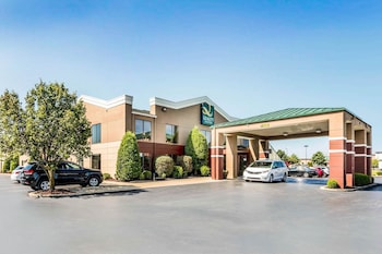Quality Suites in Paducah, Kentucky