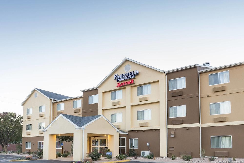 Fairfield Inn & Suites Lubbock
