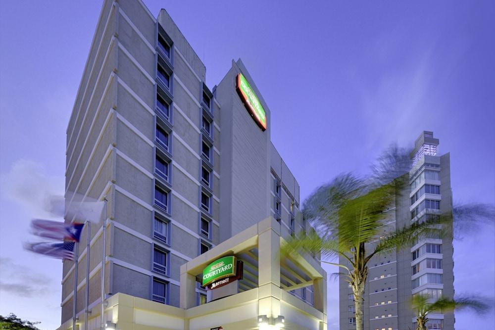 Courtyard by Marriott San Juan Miramar