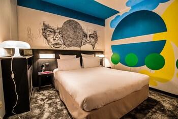 tarifs reservation hotels Hôtel des Beaux Arts