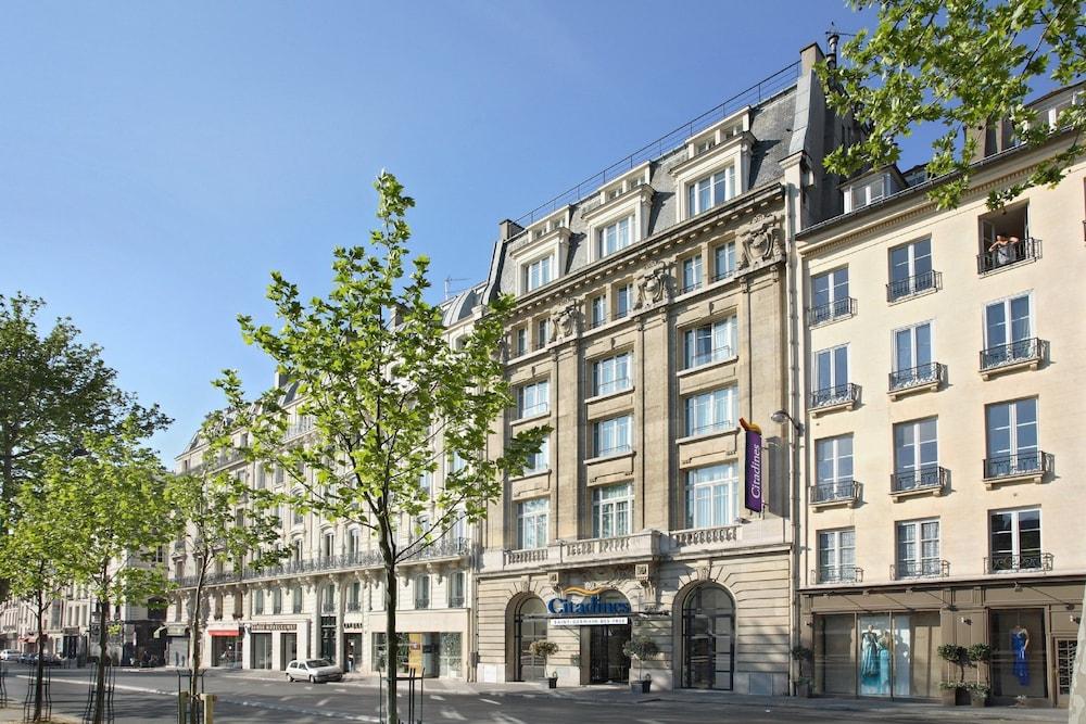 Citadines Apart Hotel Saint Germain Des Pra C S Paris Paris Inr 5104