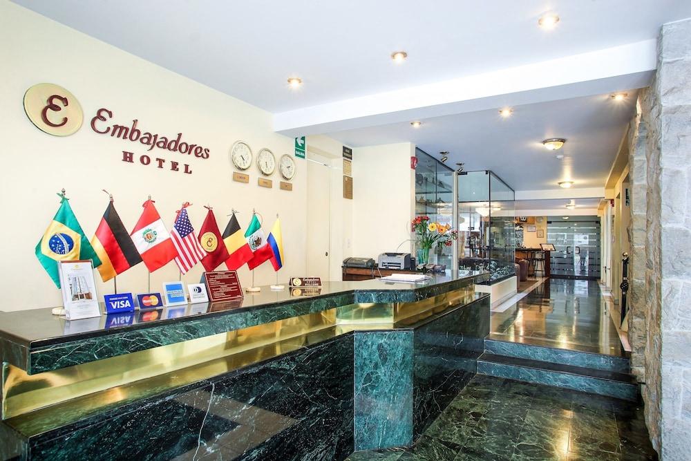 Embajadores Hotel