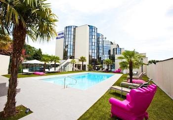 tarifs reservation hotels Palladia Hotel