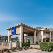 南沃斯堡美洲最佳價值套房飯店