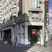 巴黎北站蘭登 10 號宜必思飯店