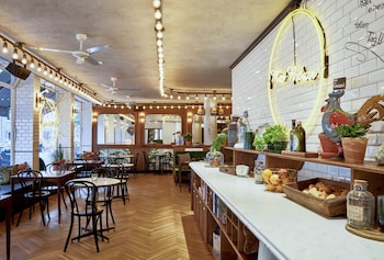 Max Brown Midtown - Breakfast Area  - #0