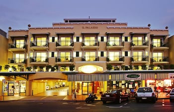 2 號廣場精品公寓飯店