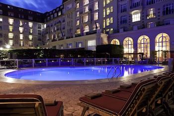 tarifs reservation hotels Hôtel Barrière Le Royal Deauville