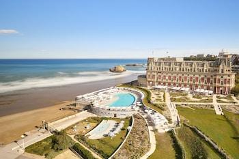 tarifs reservation hotels Hotel du Palais Biarritz In The Unbound Collection By Hyatt