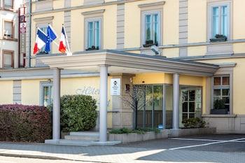 tarifs reservation hotels Best Western Plus Hotel Villa D'est