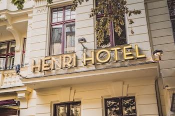柏林選帝侯大道亨利飯店
